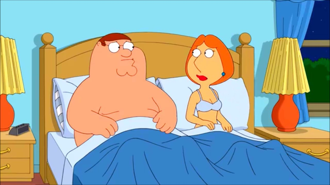 Family Guy- Peter is unable to Perform SEX - YouTube