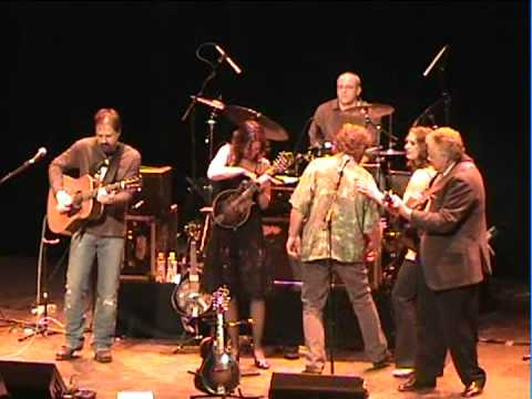 Sam Bush Band and Friends, No Woman No Cry 21806 Tennessee Theater Knoxville, TN