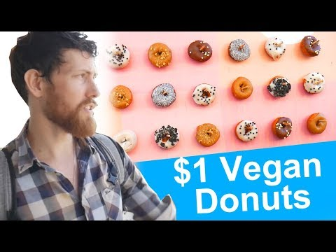 San Diego and Iowa VegFests | Vegan Jeopardy, Donuts, and Amazing People