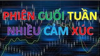 10 cổ phiếu có dòng tiền lớn nhất phiên giao dịch cuối tuần