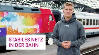 Internet im ICE - und bis 2026 auch in allen Zügen der Deutschen Bahn - Netzgeschichten