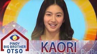 PBB OTSO: Kaori Oinuma - Kawaii Daughter Ng Japan