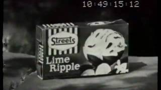 Streets Lime Ripple 1965 TV commercial
