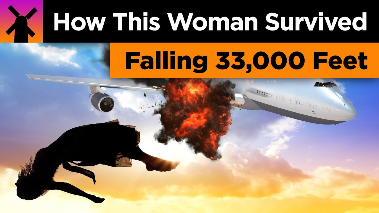 Download How a Woman Survived Falling 33,000 Feet Without a Parachute