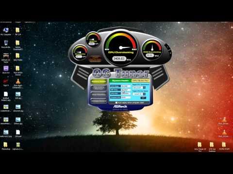 Asrock G31M-VS2 OC Tuner Download Drivers
