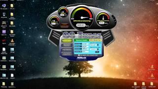 Asrock OC Tuner - Tutorial. OverClocking