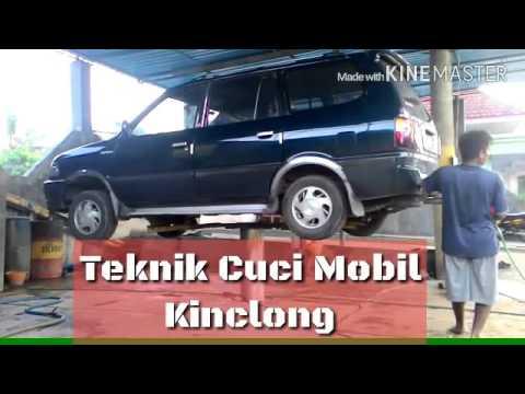 cara cuci mobil atau motor tercepat semprot.com mas