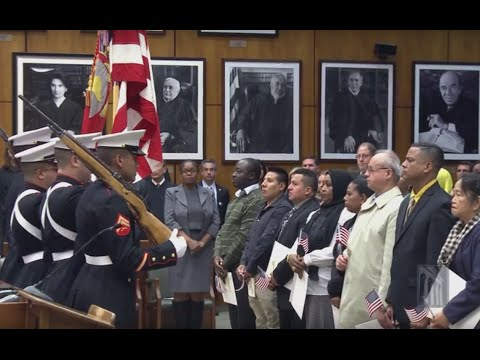 Judiciary Now:  Eastern District of New York Naturalization Marks 150 Years