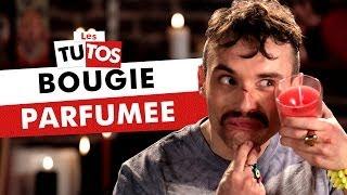 TUTO BOUGIE PARFUMEE
