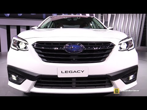 2020 Subaru Legacy - Exterior And Interior Walkaround - Debut At 2019 Chicago Auto Show