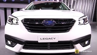 2020 Subaru Legacy - Exterior and Interior Walkaround - Debut at 2019 Chicago Auto Show
