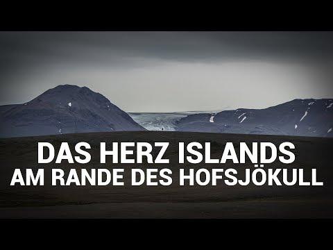 DAS HERZ ISLANDS - AM RANDE DES HOFSJÖKULL