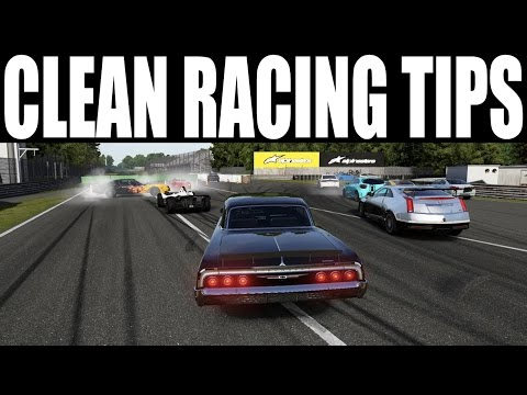 Clean Racing (Forza Tips)