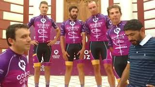 Equipo de ciclismo Municipalidad de Godoy Cruz 2