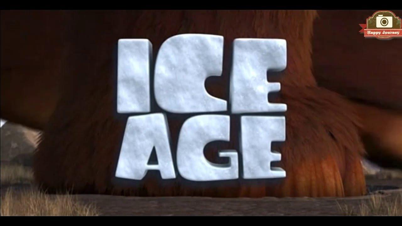 ice age opening travel migration youtube