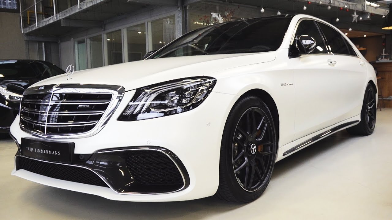 2019 Mercedes S65 AMG - V12 S Class NEW Review BRUTAL ...