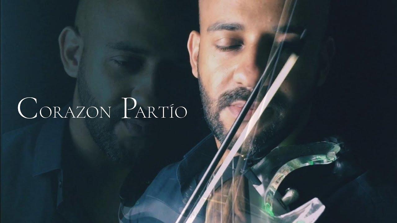 CORAZON PARTÍO I Violino Elétrico - Sexteto Produções