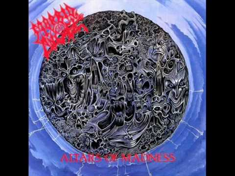 Morbid Angel - Visions from the Dark Side
