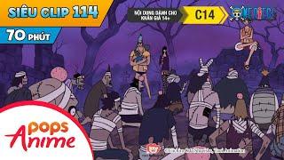 One Piece Siêu Clip Phần 114 - Những Cuộc Phiêu Lưu Của Luffy Và Băng Mũ Rơm - Hoạt Hình Đảo Hải Tặc