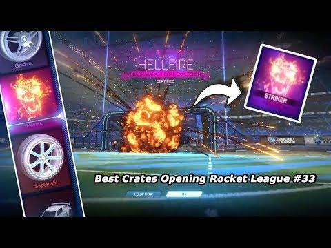 Best Crates Opening Rocket League #33
