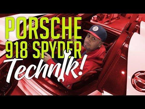 JP Performance - Porsche 918 Spyder | Die Technik!