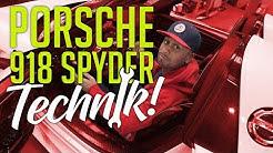 JP Performance - Porsche 918 Spyder   Die Technik!