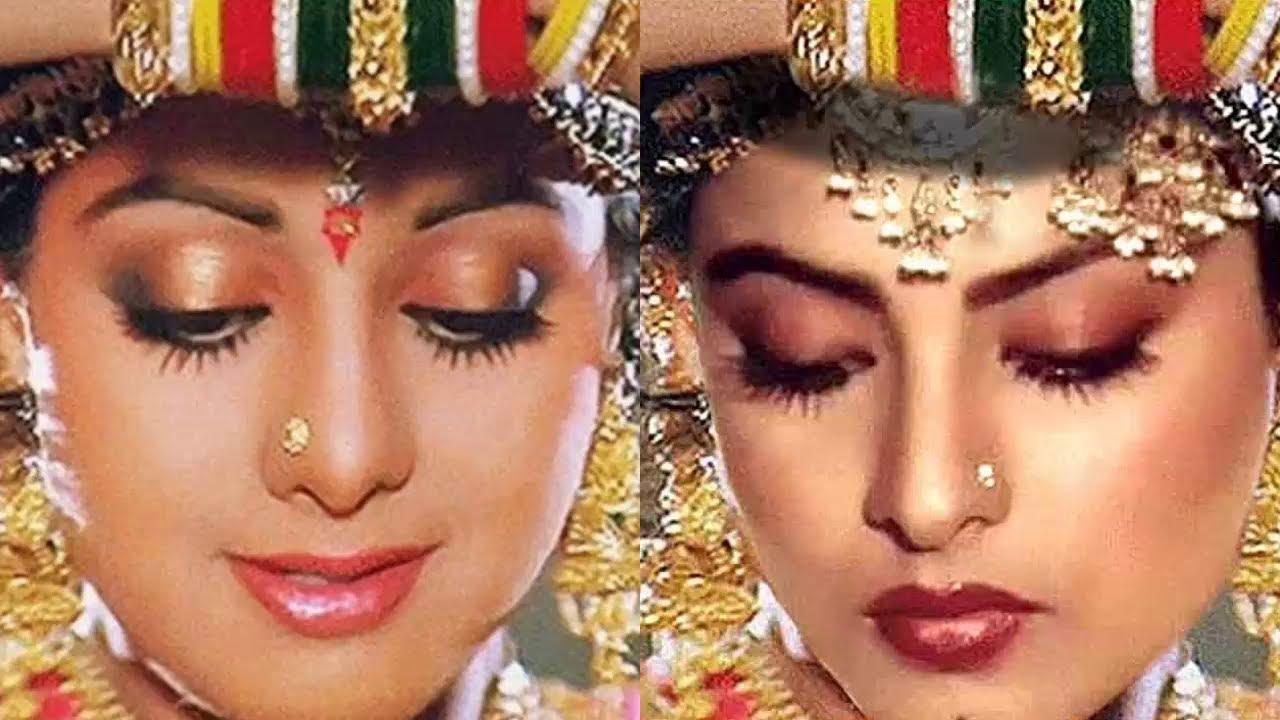 Download Rekha Was Yash Chopra's 1st Choice For Iconic Film Chandni || Sridevi || Rekha.............
