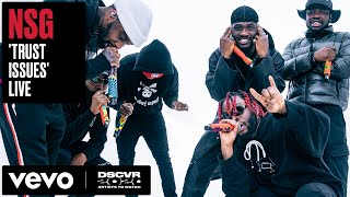 NSG - Trust Issues (Live) | Vevo DSCVR Artists to Watch 2020