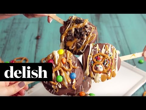 Apple Pops | Delish