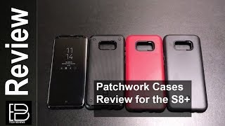 Samsung Galaxy S8 & S8+ Cases from Patchworks