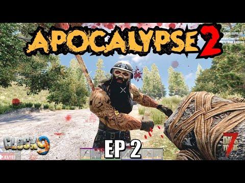 7 Days To Die - Apocalypse2 EP2 (Alpha 19)