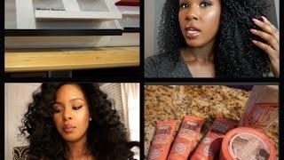 New Vlog Camera, Shelf Shopping, and Sushi Date