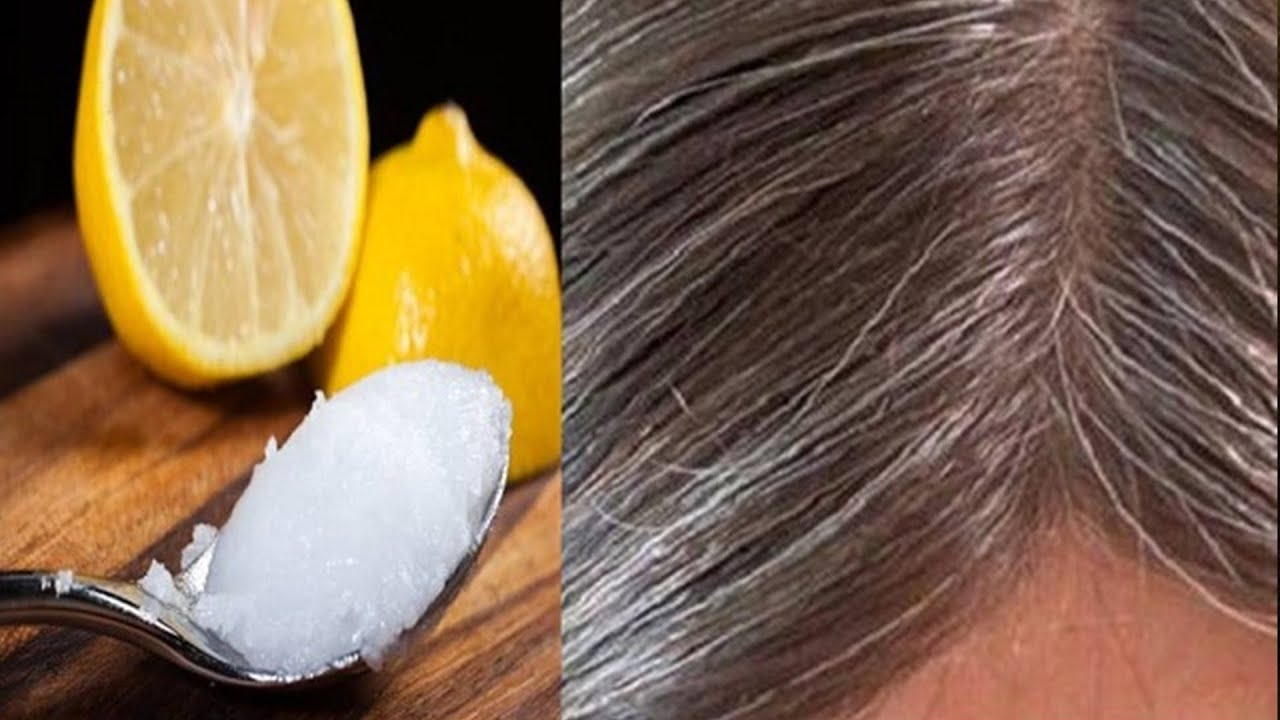 Aceite de ricino para oscurecer el cabello