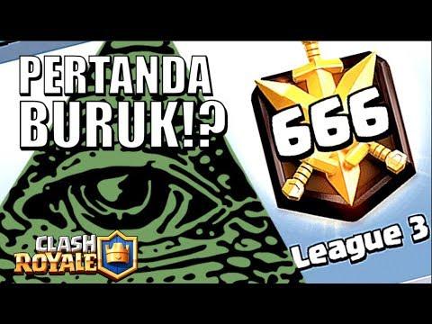 TERBUKTI ILLUMINATI! ALPHINE TOP 666 GLOBAL • Clash Royale Indonesia