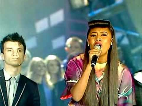 Young Soul Rebels Perform at The Mobos 2009