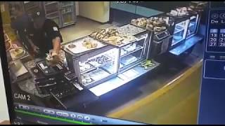 Robo panadería barrio Candioti