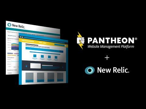 Pantheon + New Relic APM Pro