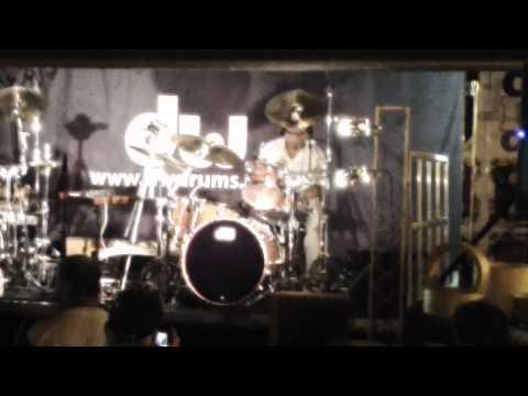 Billy Ward DW Tour At Music World Hobbs, NM