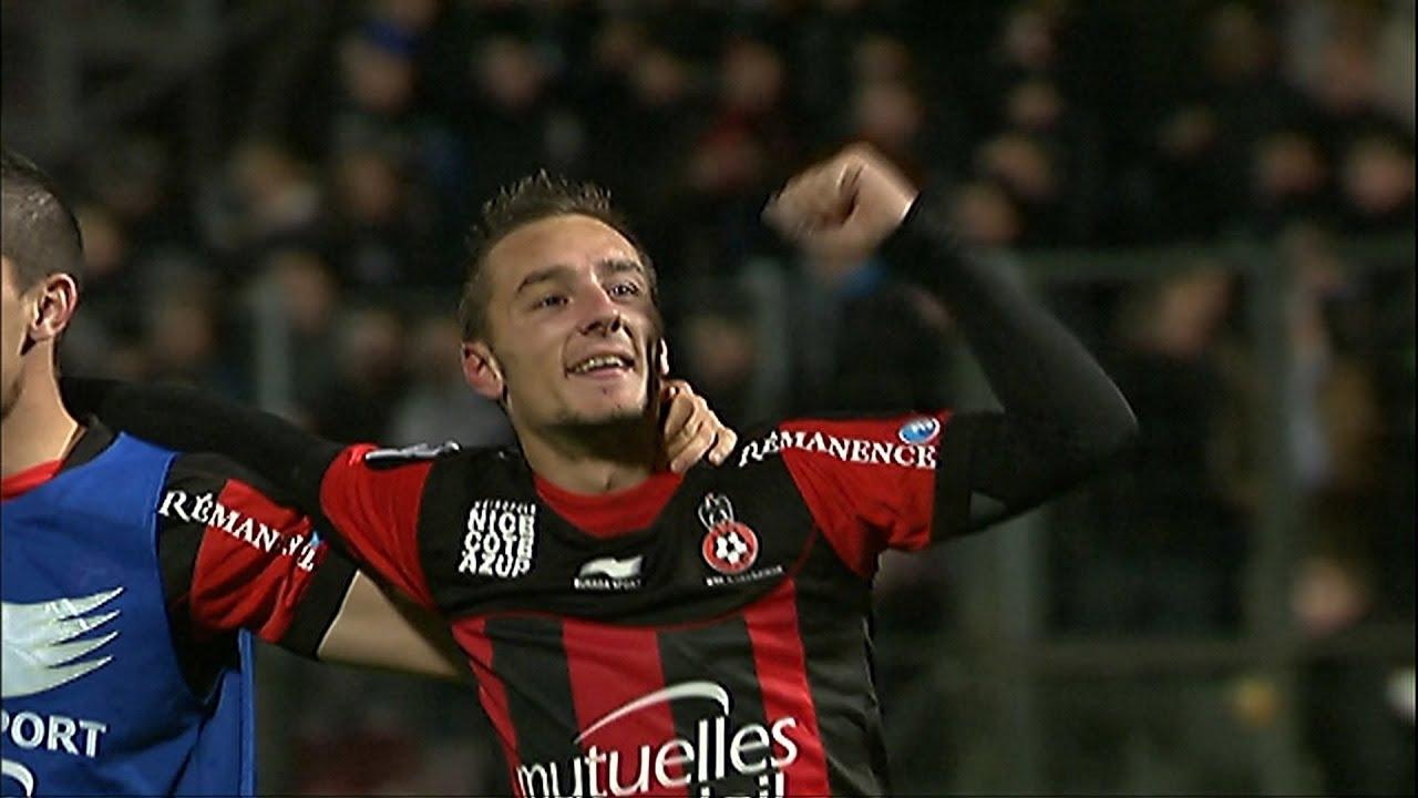 ogc nice - paris saint-germain  2-1