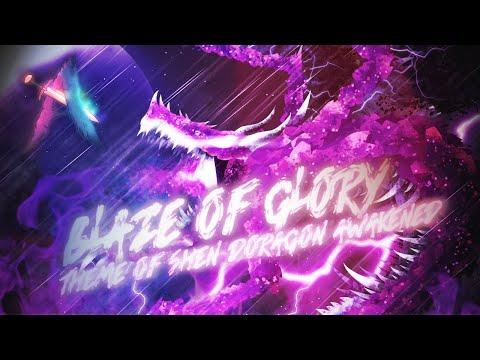 "Terraria Ancients Awakened Mod OST - ""Blaze Of Glory"" - Theme of Shen Doragon Awakened"