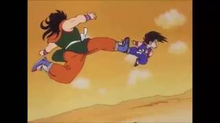 Kid Goku Vs Yamcha