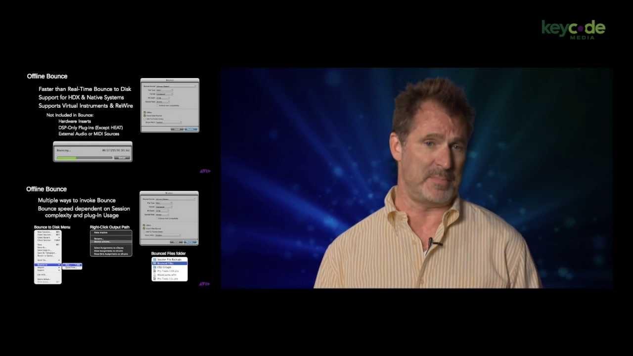 Avid Pro Tools 11 Sneak Peak at Key Code Media