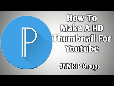 How To Make A Premium Thumbnail For Youtube Video In Hindi ...