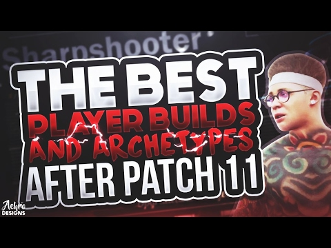 NBA 2K17 BEST PLAYER BUILDS AND ARCHETYPES AFTER PATCH 11!  SPEED BOOST WITH ANY ARCHETYPE!