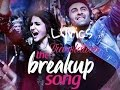 Download The breakup song translation in english | ae dil hai mushkil | MP3 song and Music Video