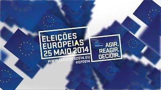 Ministério da Administração Interna - Eleições Europeias 2014