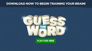 Guess the Word - Word Games Puzzle