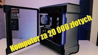Chwalę się! Mój komputer za 20 000 złotych - VLOG