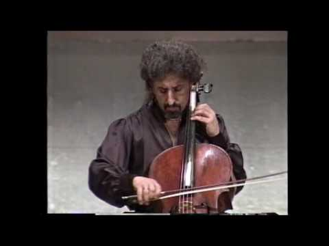 Bach Cello Suite No.2 in D minor, BWV. 1008 Mischa Maisky