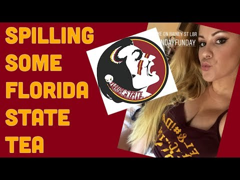 WHAT IT'S REALLY LIKE TO GO TO FLORIDA STATE (FSU): THE INSIDE SCOOP